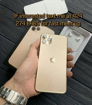 iPhone 11 pro Max 512GB UNLOCKED- BRAND NEW for Sale in Carrollton, TX
