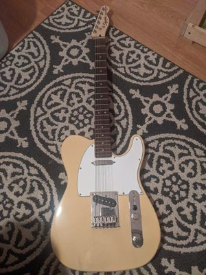 Squier Standard Series Telecaster Blonde for Sale in Bell Gardens, CA