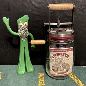 New! Kilner Small Manual Butter Churner. for Sale in Milwaukee, WI