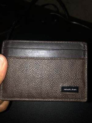Michael Kors men's wallet for Sale in Marengo, IL
