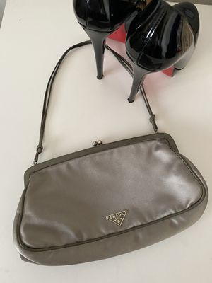 Vintage Prada Satin Mini Bag for Sale in Los Angeles, CA