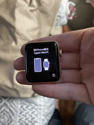 Apple Watch 3 42mm gps & cellular for Sale in Dover, FL