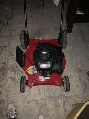 Hyper tuff mower. Like new for Sale in Abilene, TX