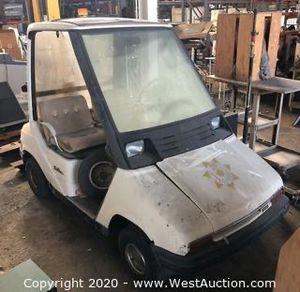 Custom Yamaha Sun Classic Golf Cart for Sale in Richmond, CA