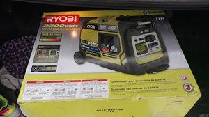 Ryobi 2300 watt inverter generator for Sale in Aspen Hill, MD