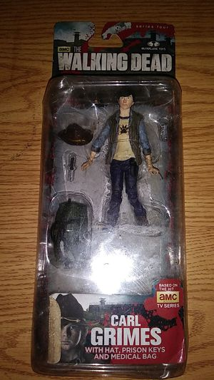 TWD Carl Grimes action figure for Sale in Ruskin, FL