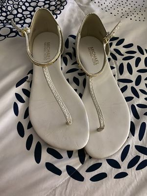 Michael Kors Sandals size 6 1/2 for Sale in Houston, TX