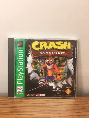 PlayStation 1: Crash Bandicoot Greatest Hits Tested for Sale in Elgin, IL