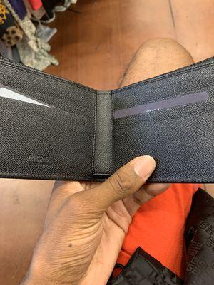 Prada wallet for Sale in Los Angeles, CA