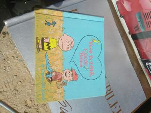 Peanuts collectable books for Sale in Las Vegas, NV