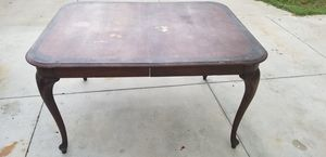 Wood Dining Room Table for Sale in Long Beach, CA