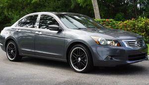 2008 Honda Accord Ex-L 3.5l 84,015 miles RUNS GREAT!! for Sale in Stockton, CA