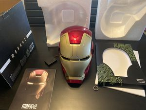 Iron Man Helmet from Roan for Sale in Rancho Cucamonga, CA