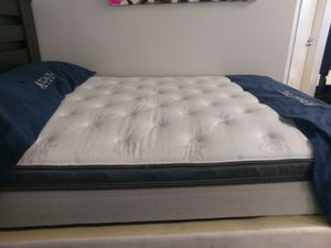 Queen Size Plush Top Memory Foam Encased Mattress NEW for Sale in US