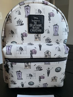 Nightmare before Christmas Loungefly for Sale in Benson, NC