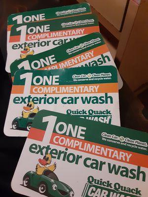 Car wash bundle for Sale in West Sacramento, CA