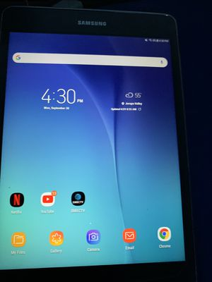 Samsung tablet A for Sale in Riverside, CA