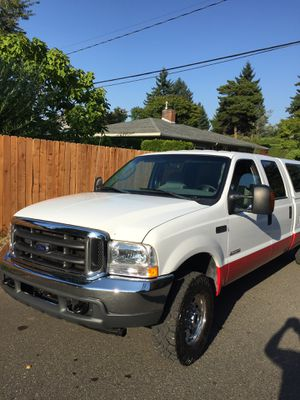 Ford F-350 Diesel for Sale in Portland, OR