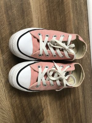 Pink converse for Sale in Alexandria, VA