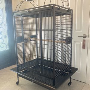 Wrought Iron Parrot Cage BRAND NEW for Sale in Los Angeles, CA