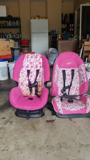 Pink Car seats for Sale in Plainfield, IL
