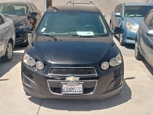 2014 chevy Sonic 4dr hatchback for Sale in El Cajon, CA