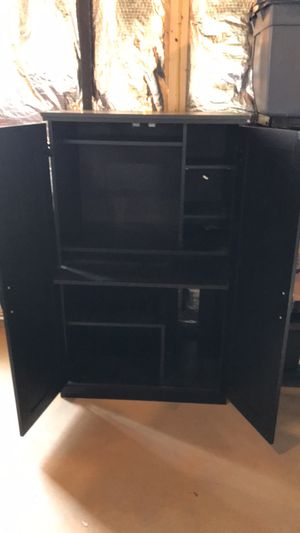 Computer desk/cabinet for Sale in Aberdeen, MD