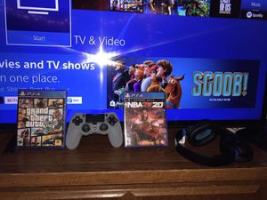 play station 4 pro 1 TB for Sale in St. Louis, MO