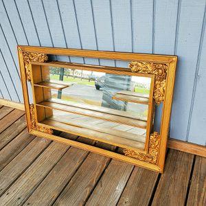 Vintage shadowbox mirror for Sale in Davie, FL