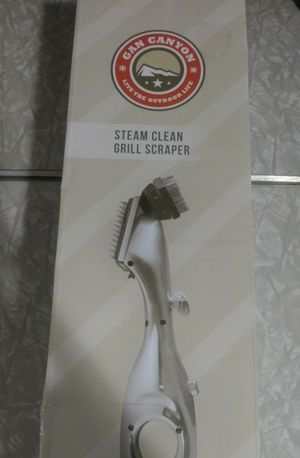 Gan Canyon Steam Clean Grill Scraper BBQ Cooking Tool for Sale in Kyle, TX