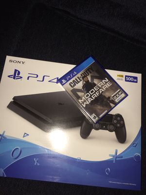 PlayStation 4 for Sale in Round Lake Heights, IL