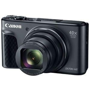 Canon PowerShot SX730 Digital Camera w/40x Optical Zoom & 3 Inch Tilt LCD - Wi-Fi, NFC, Bluetooth Enabled (Black) for Sale in Philadelphia, PA