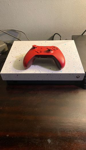 1TB Xbox One X 2K20 Special Edition for Sale in Woodbridge, VA