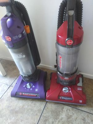Hoover Vacuums $35 each for Sale in Chino, CA