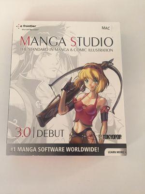 Manga studio for Mac for Sale in Sunnyvale, CA