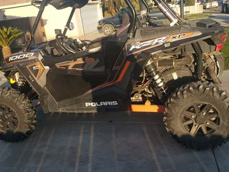 2016 polaris 1000 razor xp trade for a truck or car of equal value for Sale in Corcoran,  CA