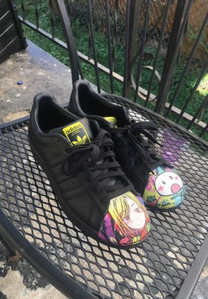 Pharrell Williams Adidas - Size 9.5 for Sale in Rockville, MD