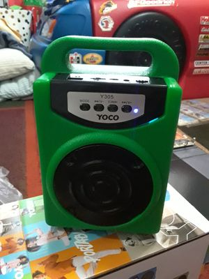 Speaker con Bluetooth for Sale in Aliso Viejo, CA