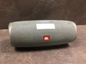JBL CHARGE 4 BLUETOOTH SPEAKER - NO CHARGER for Sale in Santa Fe Springs, CA