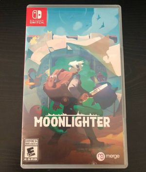 Nintendo Switch - Moonlighter *FREE DELIVERY* for Sale in Rocky River, OH