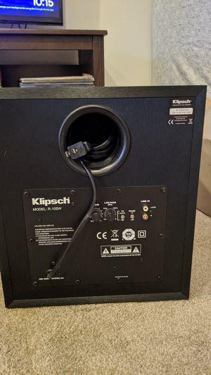 Klipsch 10 inch Subwoofer for Sale in Fairfax, VA