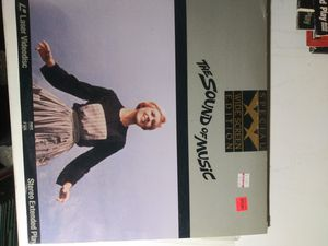 Sound of Music Laserdisc for Sale in Yonkers, NY