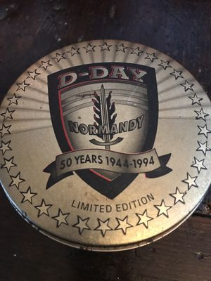 Zippo D-Day Limited Edition 50th Anniversary Lighter for Sale in St. Louis, MO