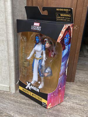 Marvel legends series (Mavrels Mystique) for Sale in Prunedale, CA