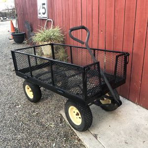 Steel Farm Wagon for Sale in Norco, CA