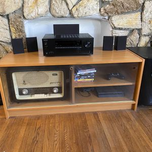 Onkyo Complete Home Theater System Plus Bonus Onkyo Powered Sub for Sale in Los Angeles, CA