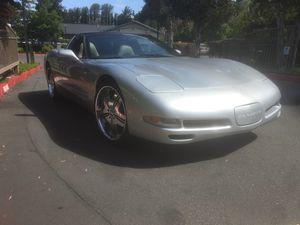 2002 Chevy Corvette T-Top for Sale in San Leandro, CA