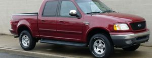 2001 FORD F150 LIKE NEW for Sale in Baltimore, MD