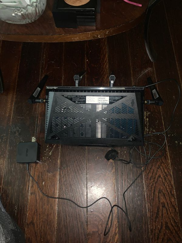 Asus AC 2600 modem Router combo
