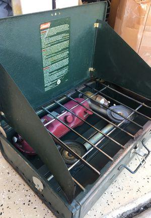 Coleman portable stove camping 425 for Sale in Chula Vista, CA